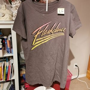 2018 Flashdance large T-shirt